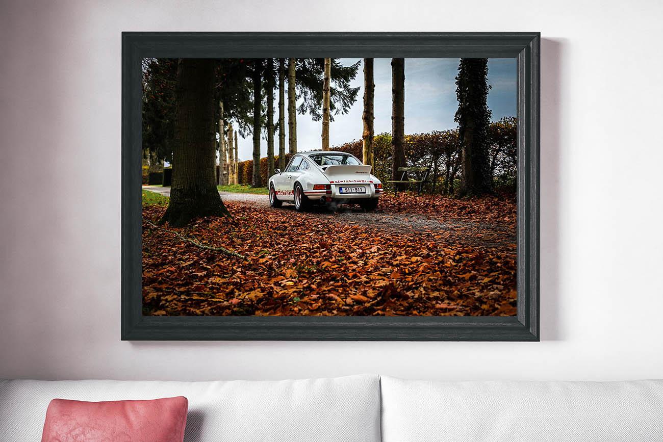 Porsche Carrera RS Photographs