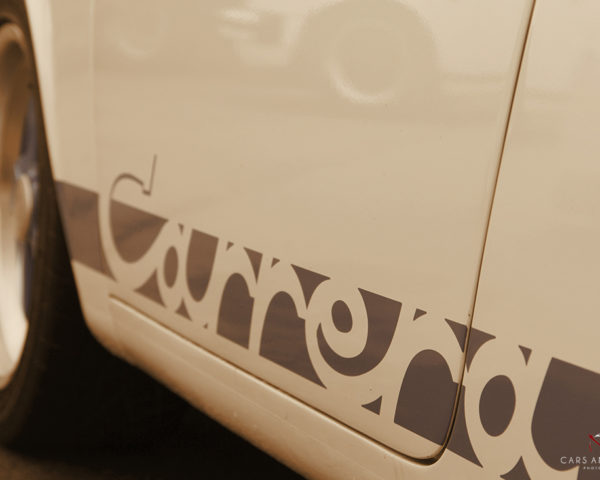 Porsche Carrera RS Reflecting