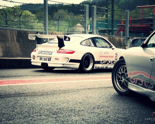 Porsche GT3 Duet