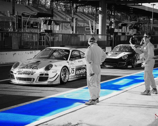 Porsche GT3-R Duet