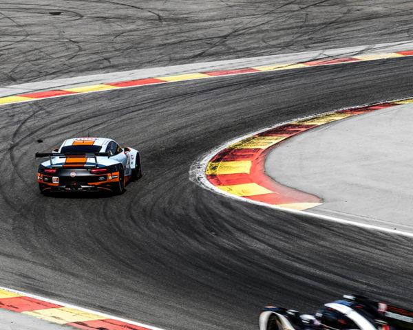 Porsche Race Car Print