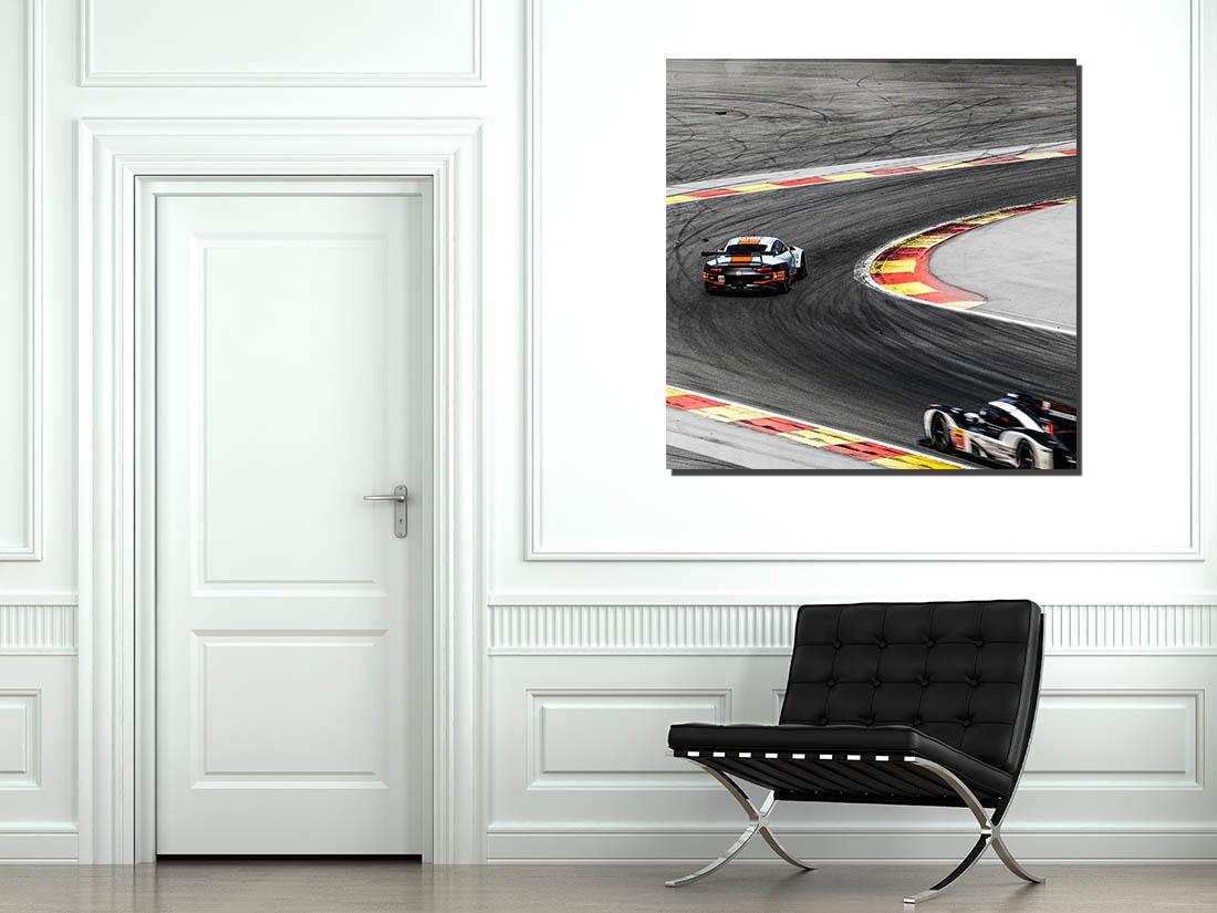 Porsche Race Car Prints