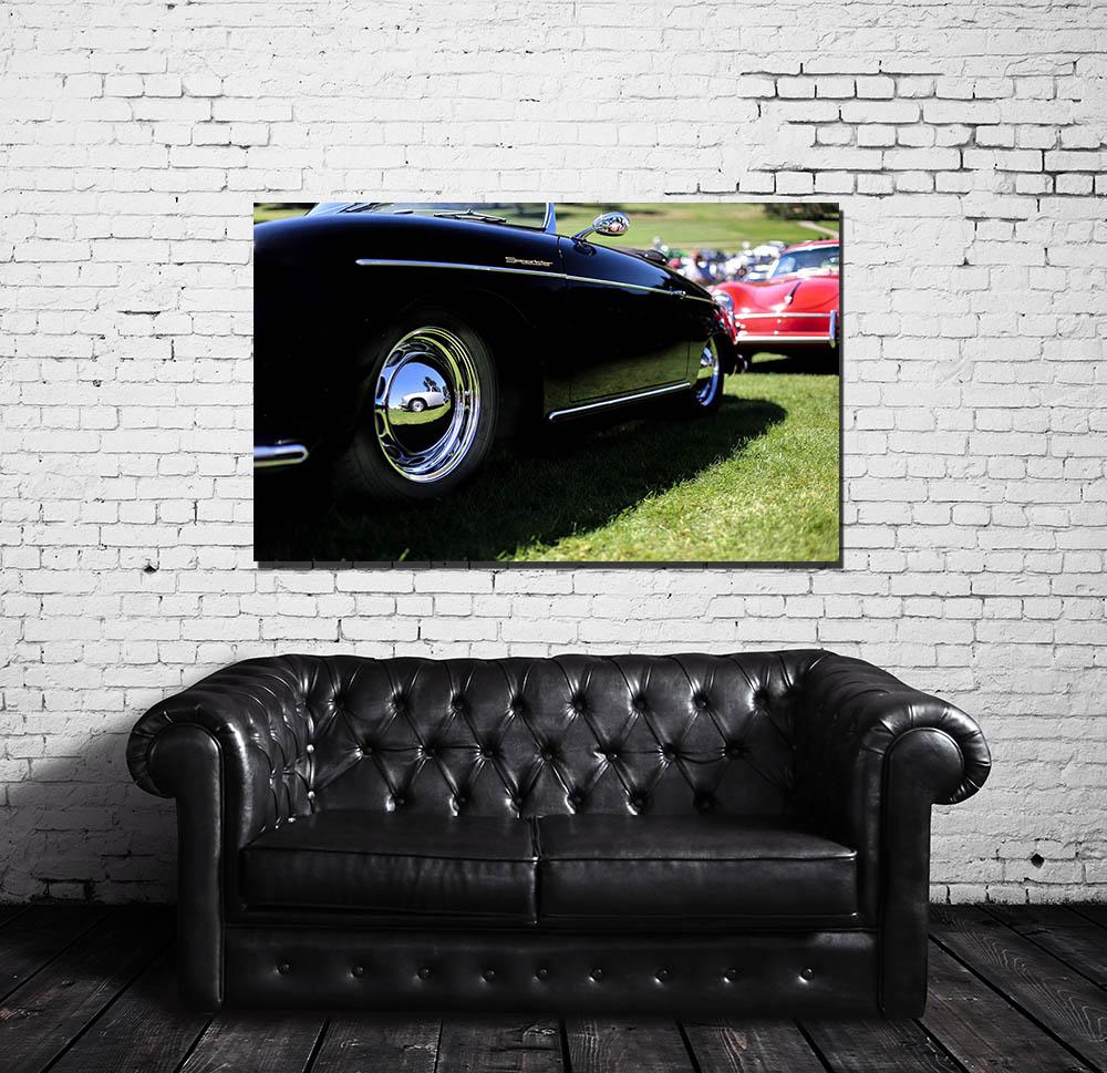Porsche Speedster Wall Photographs