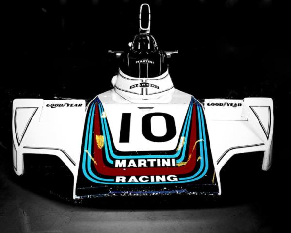 Tableau Photo Brabham F1