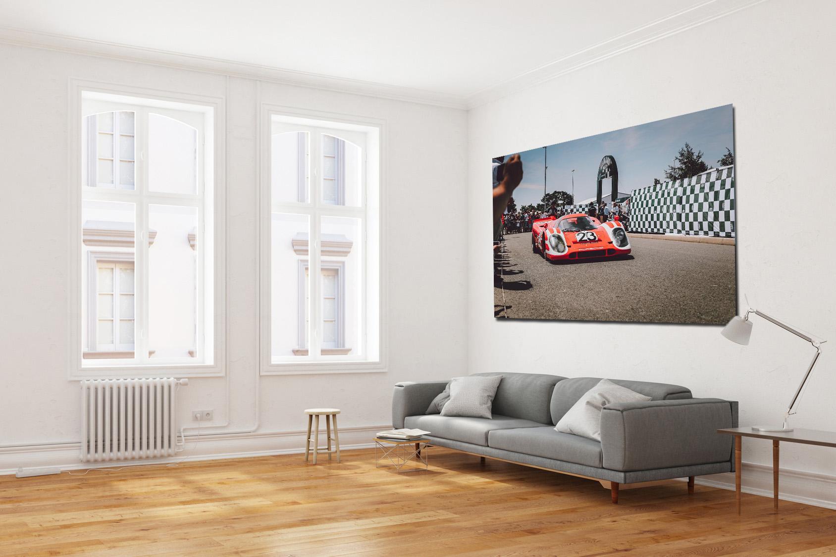 Porsche 917 Photographs
