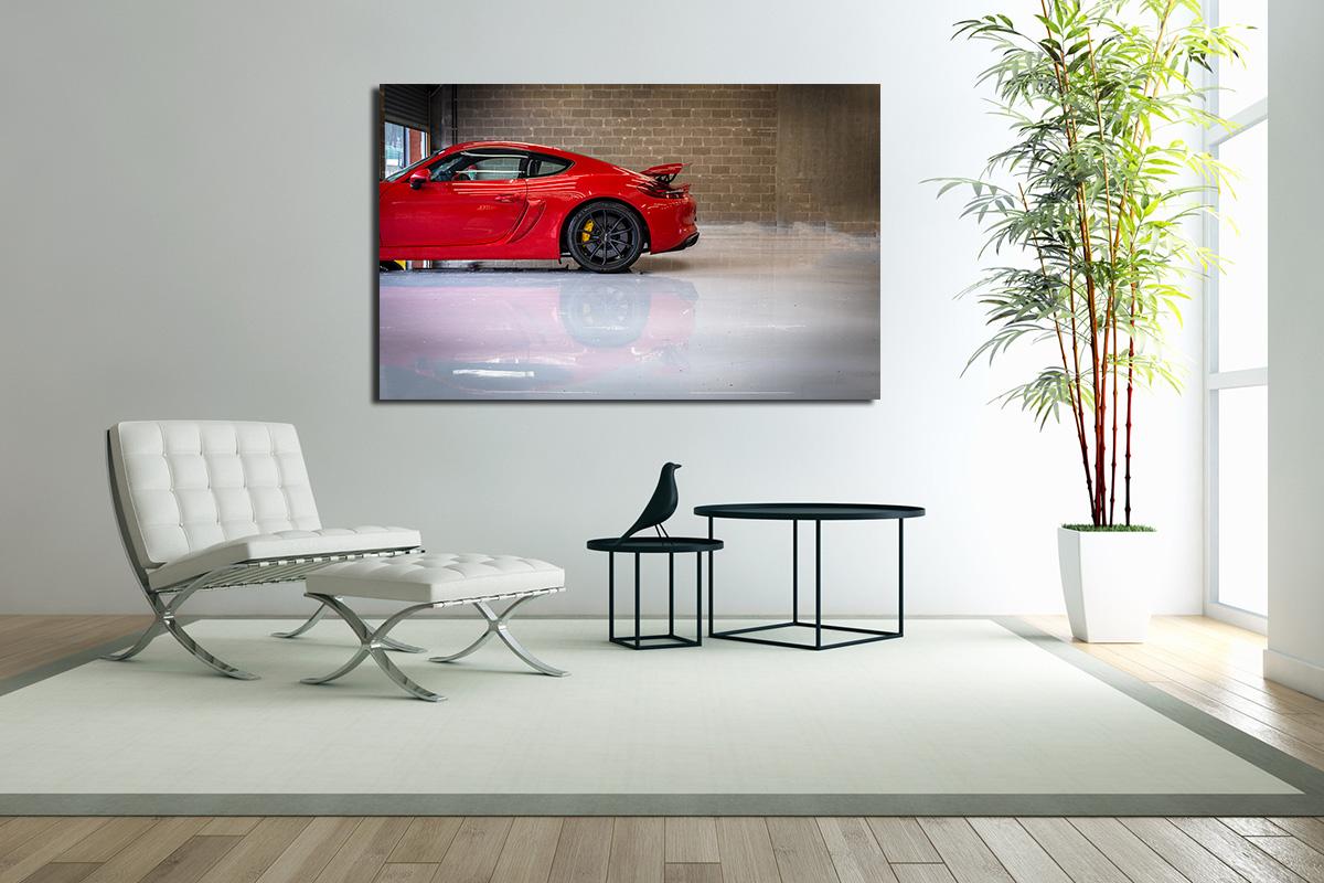 Porsche Cayman GT4 Photos