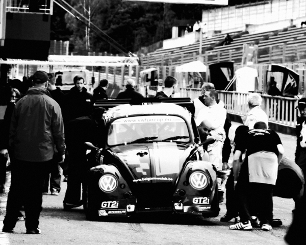 VW FUN CUP Old School Style