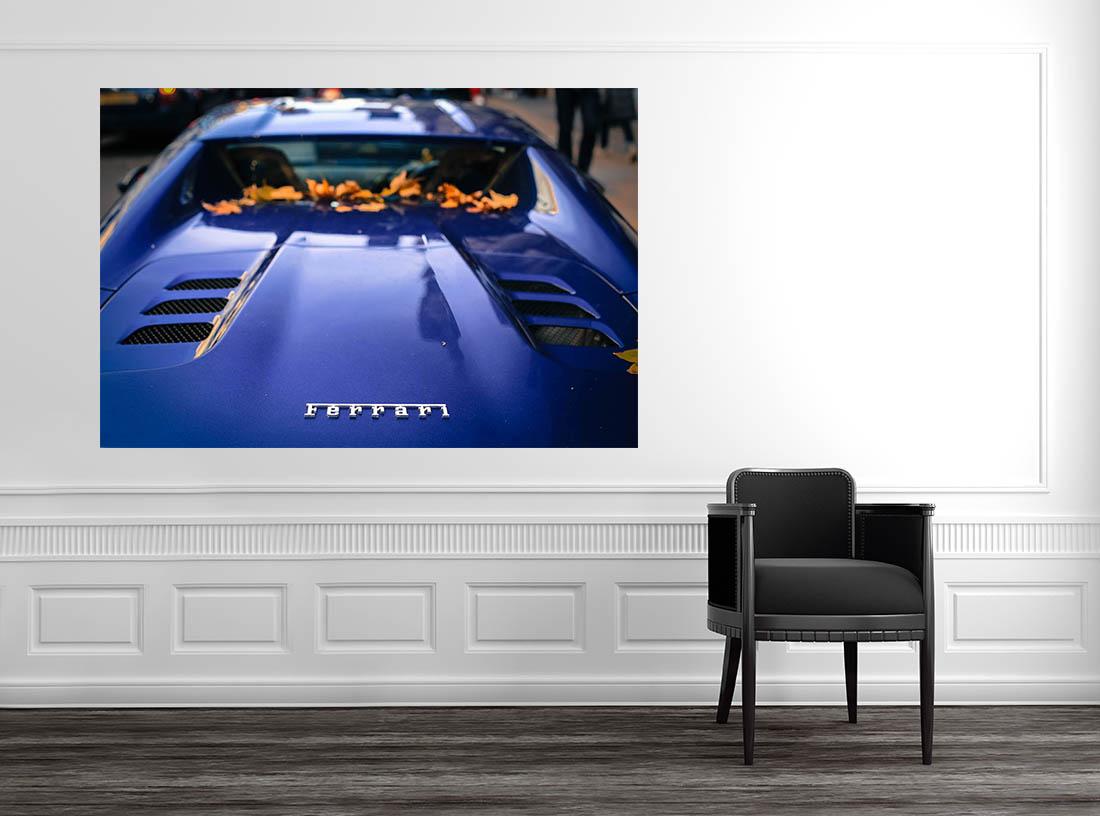 Wall Photos Ferrari
