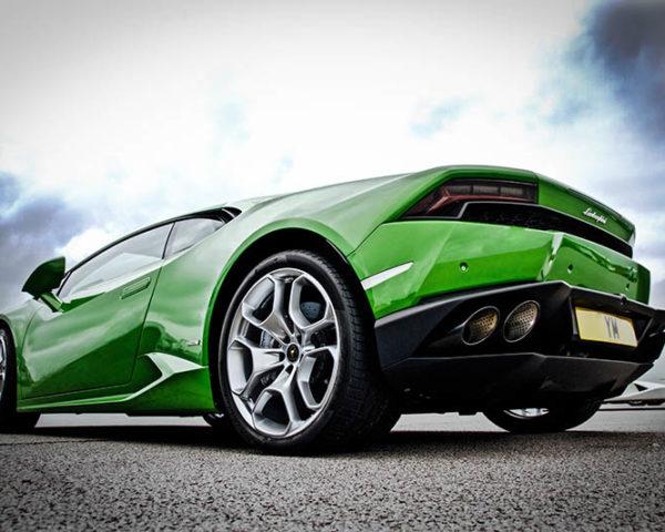 Wall Print Lamborghini Huracan